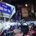 ハノイの眠らない通り -Tống Duy Tân-